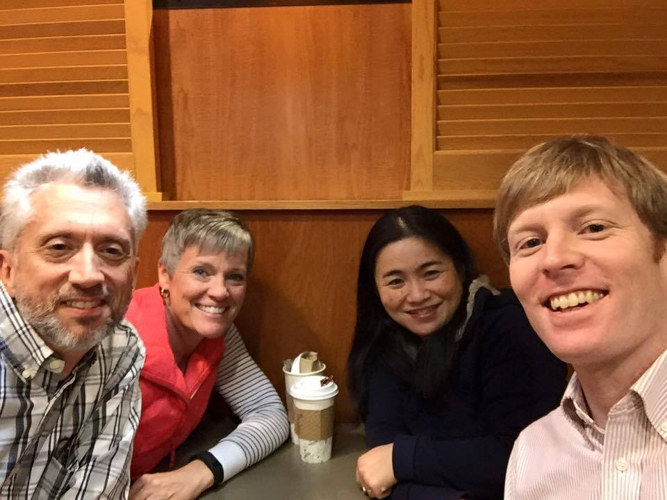 Chuck and Yumi - Missionaries to Japan - Jan 2015