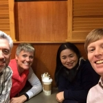 Chuck and Yumi - Missionaries to Japan - Jan 2015